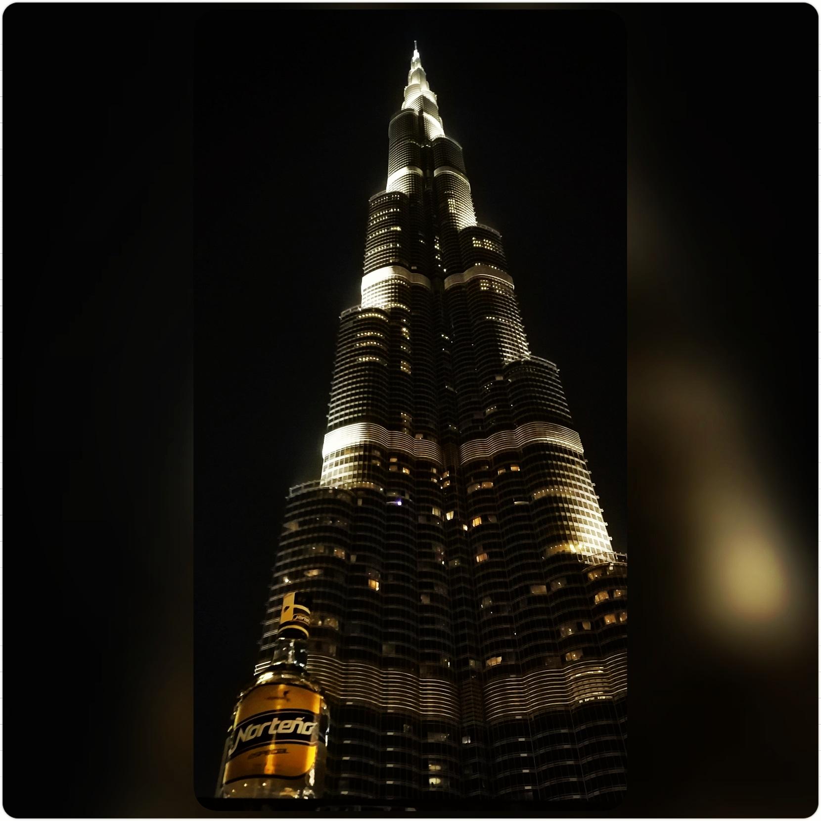 Burj Khalifa - Norton